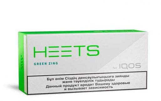 Buy IQOS Heets Green Zing in Dubai UAE