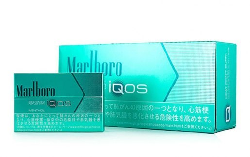IQOS Heets Marlboro Menthol in Dubai