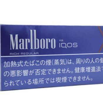 IQOS Heets Marlboro Rich Regular Japan in Dubai UAE