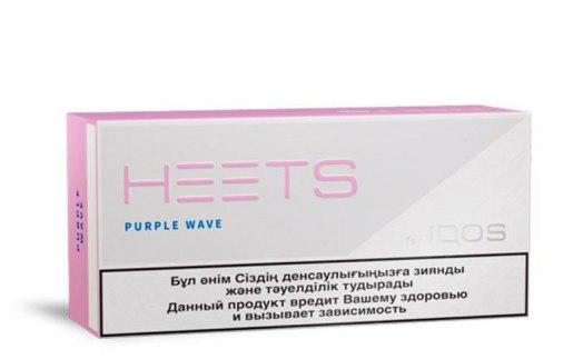 IQOS Heets Purple Wave Dubai UAE