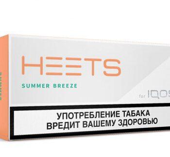 IQOS Heets Summer Breeze Parliament Russia